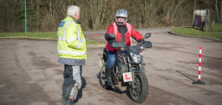 DVSA Approved Stella Motorcycle Training | Stella's Motorcycle